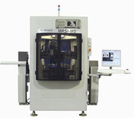 Semiconductor equipment made with polymer casting